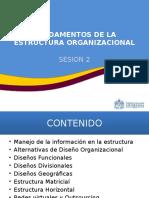 Sesion 2 Estructura Organizacional (1)