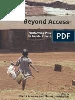Beyond Access