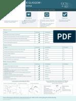 GCS Assessment Aid Portuguese
