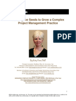 Planting the Seeds to Grow a Mature CPM Practice