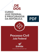 60014Guia de EstudosProcessoCivilJuiz Federal