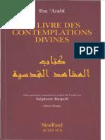 Ibn Arabi - Le Livre Des Contemplations Divines