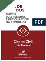 60014Guia de EstudosDireito CivilJuiz Federal