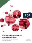 Labcom - Informe Semanal de Agenda Pública - Febrero 17, Semana 4