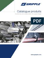 Catalogue Produits Gripple - FRA