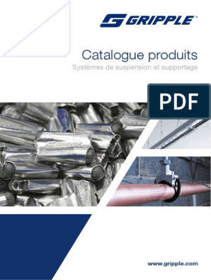 Catalogue Produits Gripple Fra Innovation