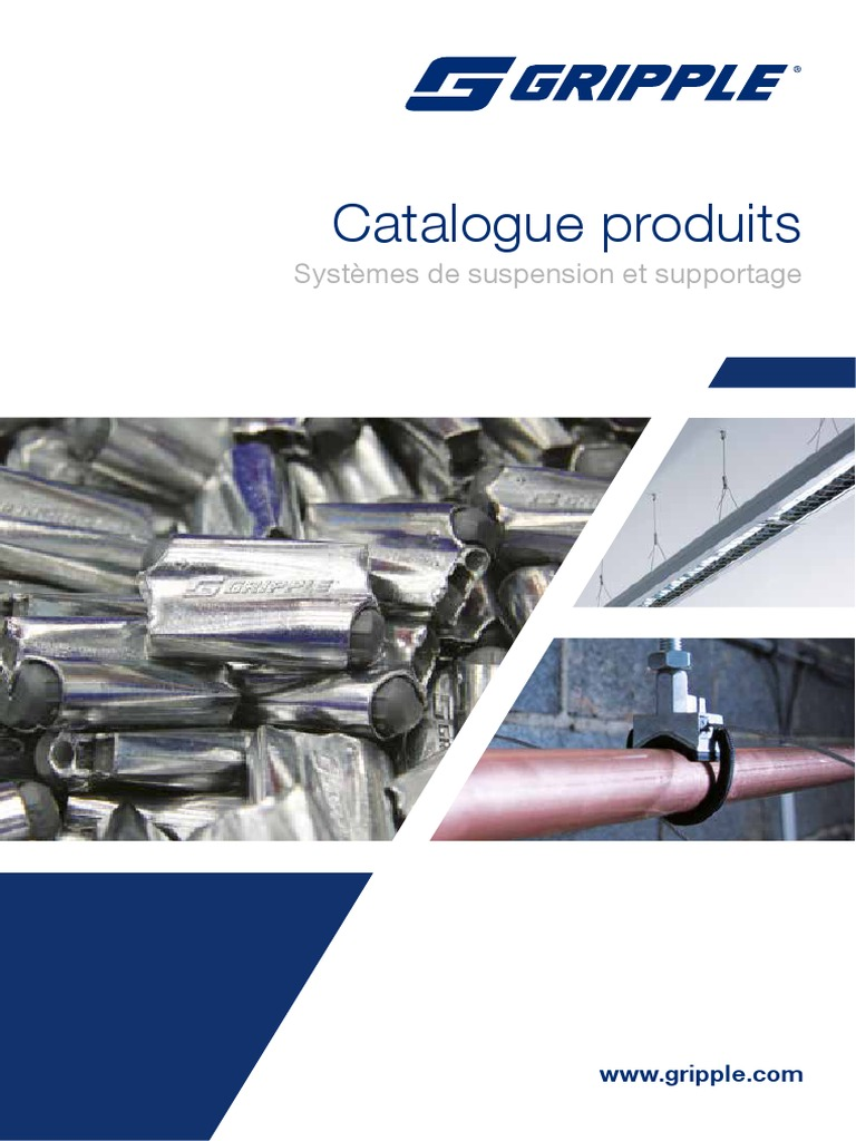 Catalogue Produits Gripple Fra Innovation