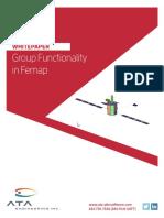 Femap Group Functionality