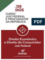60014 Guia de Estudos Direito Do Consumidor e Economico Juiz Federal