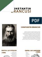 301499501-Brancusi