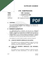 n Ctr Car 1-04-009 04 Carpeta de Concreto Hidraulico