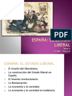 España El Estado Liberal