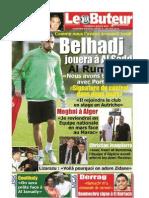 LE BUTEUR PDF du 09/07/2010