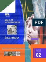 Manual de Ética Pública