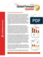 ScotiaBank JUL 07 Global Forecast Update