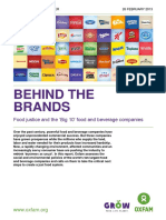 Behind the Brands