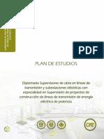 Plan Estudios Plataforma