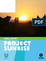 Project Sunrise