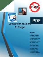 Conclusiones Plagio en internet