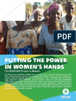 Putting the Power in Women's Hands