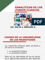 Fases Preanaliticas de Los Laboratorios Clinicos