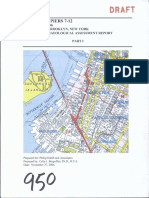 BROOKLYN PIERS 7-12 CEQR NO. 06SBS009K  BOROUGH OF BROOKLYN, NEW YORK (Circa 2006)