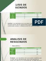 Diapositivas Analisis y Conclusion