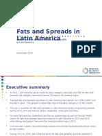 Fats Spreads LA Nov 15