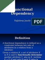 26FFunctional Dependency(Jandir)