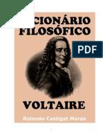 Dicionário Filosofico Voltaire