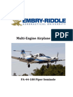 Multi-Engine Guide Piper Seminole