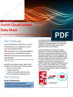 Enrich CloudConnect Data Sheet