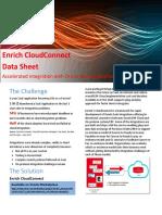Enrich CloudConnect Data Sheet