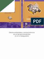 Efectos ambientales y socioeconomicos por derrame petroleo en rio Desaguadero.pdf