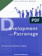 Development and Patronage