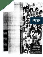 HASENBALG - Discriminação e Desigualdades Raciais No Brasil _Carlos Hasenbalg