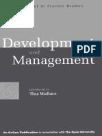 Development and Management