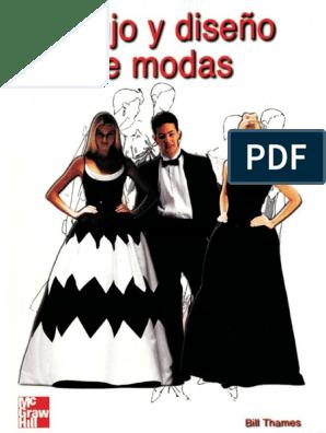 063ab8a21 Dibujo y Diseño de Modas – Bill Thames