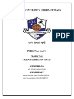 Personal Law f 6th