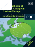 Sten Berglund, Joakim Ekman, Kevin Deegan-Krause, Terje Knuten (Eds.)-The Handbook of Political Change in Eastern Europe