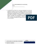 Examen II Tecnicas y Proced de Auiditoria