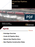 Enbridge 2007 Oil and Gas Pipelines