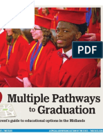 Multiple Pathways to Graduation, 2017