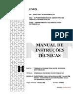MIT 160802v06 - DIRETRIZES PARA LOCALIZAÇÃO DE FALHAS EM REDES DE DISTRIBUIÇÃO COM TENSÃO IGUAL OU INFERIOR A 34,5 kV.pdf