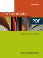 The Student Writer 7th edition 2006.pdf