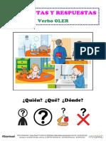 Pronombres Interrogativos ¿Quién_,¿Qué_ y ¿Dónde_ - OLER