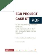 ECB Project Case Study