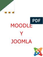 Conceptos de Moodle y Joomla