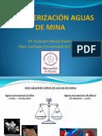 Caracterizacion Aguas de Mina