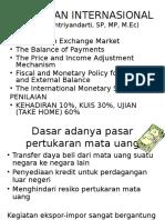Keuangan Internasional Kuis Pertemuan 2 Riris